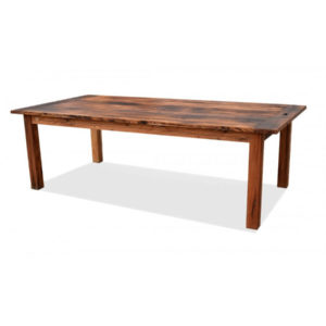 Andover (Shou Sugi Ban) Farm Table