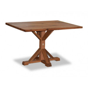 Barn Pedestal Table
