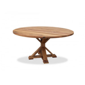 Round Barn Table