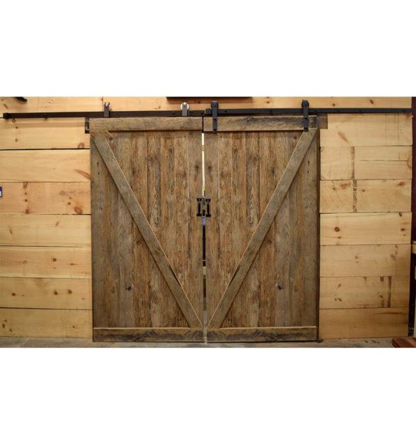 Reclaimed Oak Barn Doors - Z