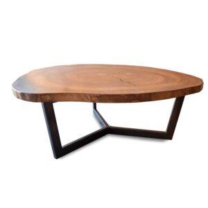 Live Edge Elm Coffee Table