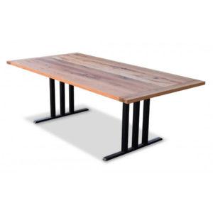 Ithaca (3) Reclaimed Oak Table