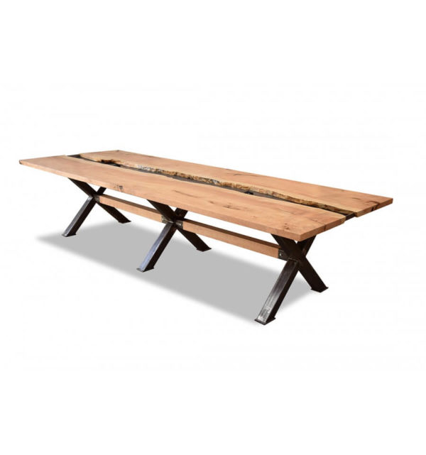 Maple Brook Live Edge Table
