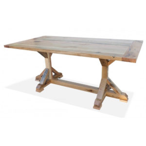 Jackson Trestle Farm Table