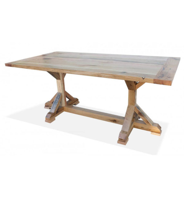 Jackson Trestle Farm Table