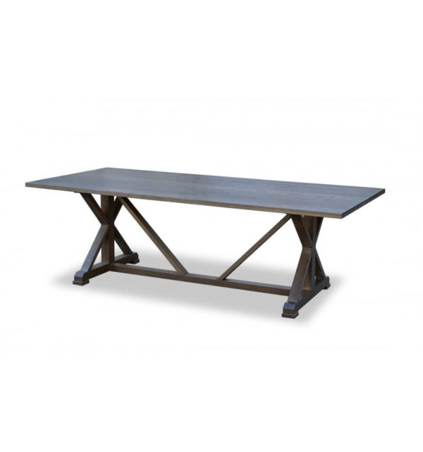 New England Valley Trestle Table