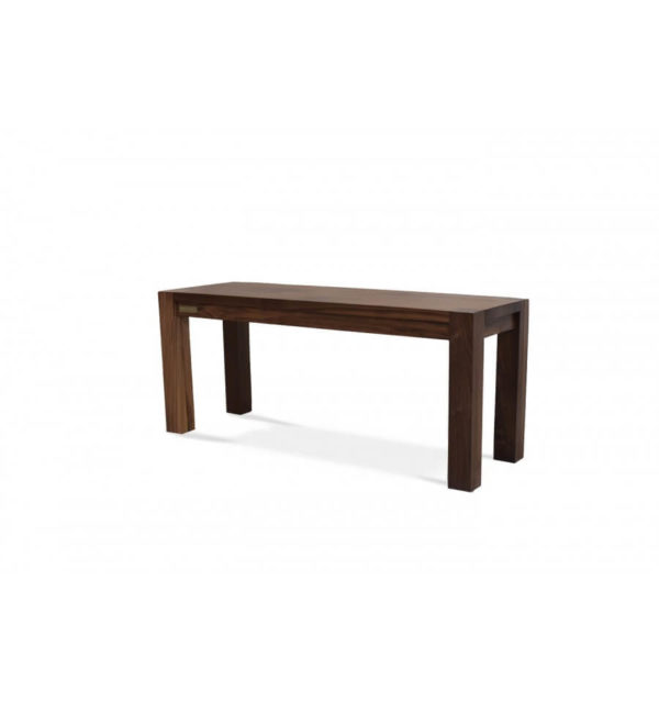 Parsons Walnut Bench