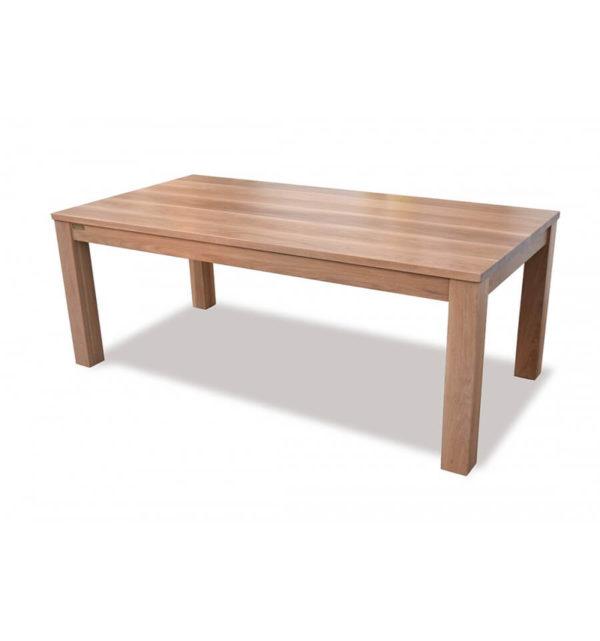 Parsons White Oak Table