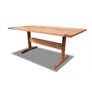 SoHo Reclaimed Trestle Table