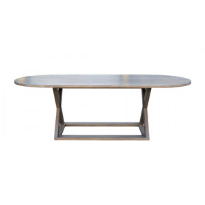 Sonoma Ash Trestle Table