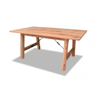 Tisbury Turnbuckle Trestle Table