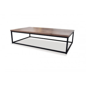 Tribeca Walnut Coffee Table